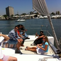 Corp Sail Deck